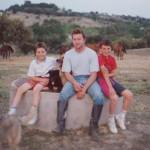 Andy, Gienes y Enrique